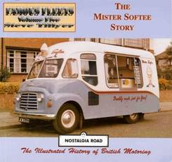 The Mister Softee Story ~ Steve Tillyer