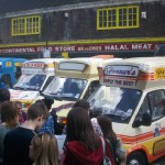 Ice cream van Honours