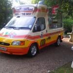 Ice cream vans for hire in Kent