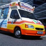 Promotional ice cream van hire