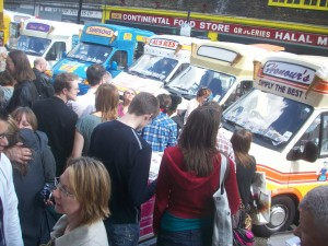soft ice cream vans in London Fleet Orchestra